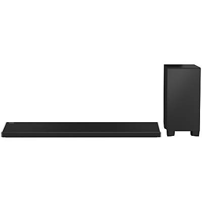 Image of Panasonic ALL70T Multiroom 3.1 Bluetooth NFC Sound Bar with Wireless Subwoofer