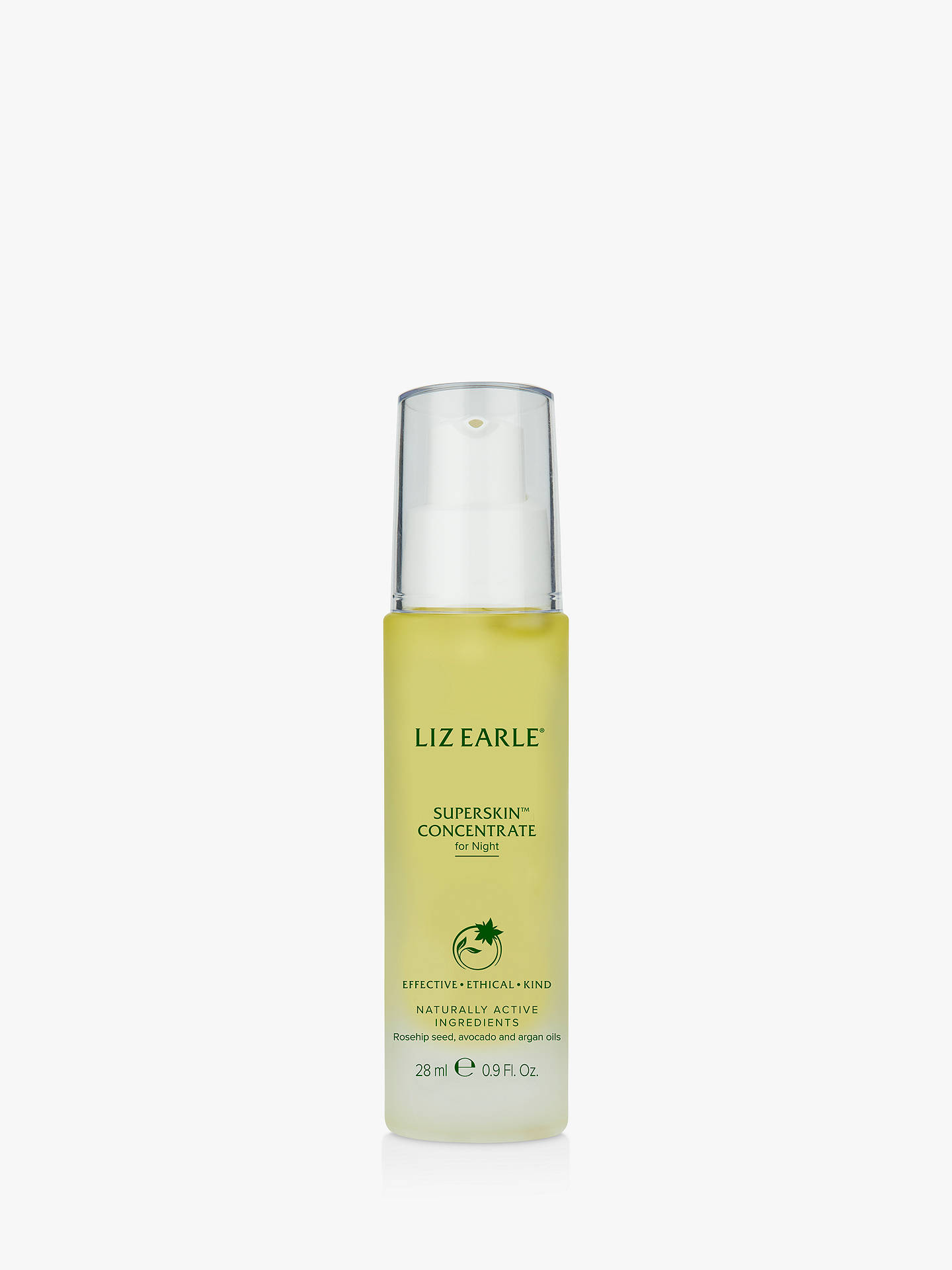 Liz Earle Superskin™ Concentrate For Night Moisturiser, 28ml by Liz Earle Superskin