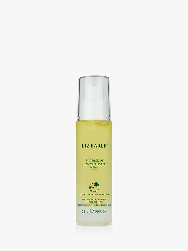 Buy Liz Earle Superskin™ Concentrate for Night Moisturiser, 28ml Online at johnlewis.com