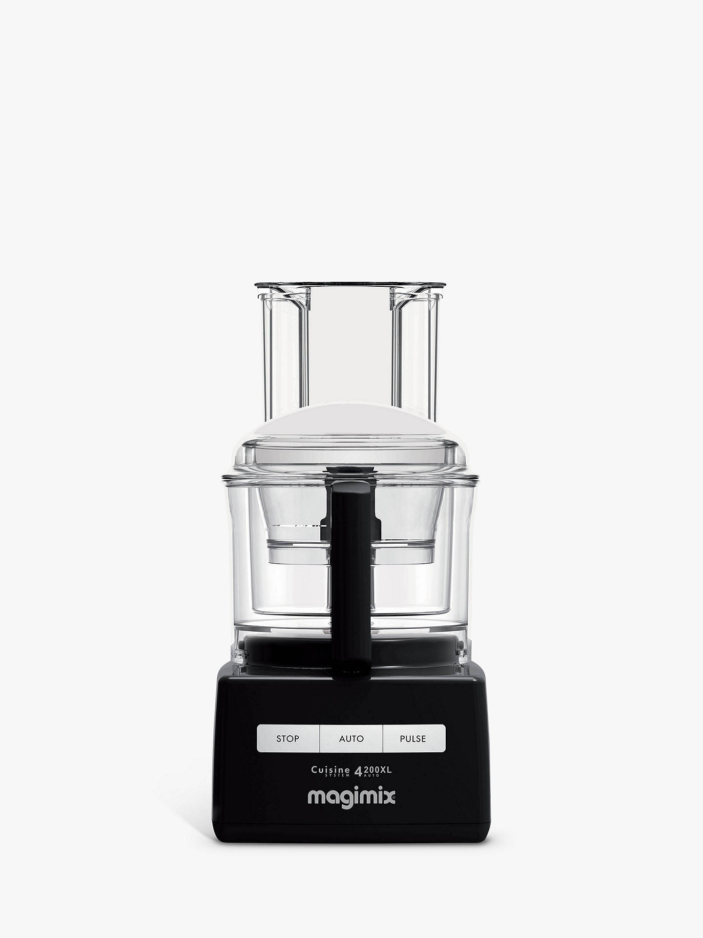 Buy Magimix 4200XL BlenderMix Food Processor, Black Online at johnlewis.com