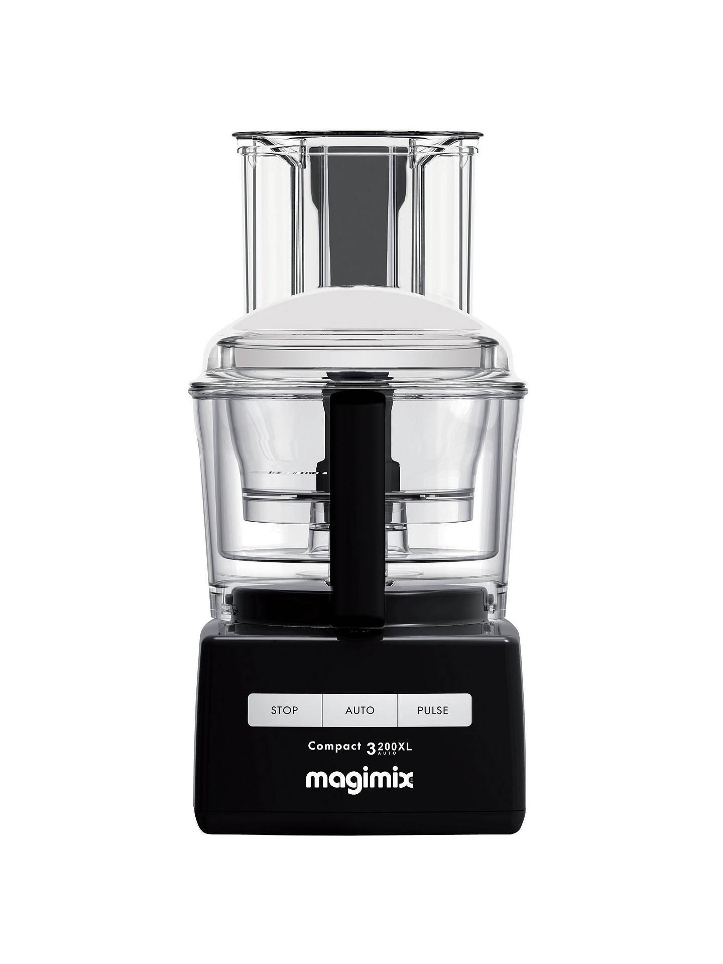 magimix 3200xl blendermix food processor at john lewis. Black Bedroom Furniture Sets. Home Design Ideas
