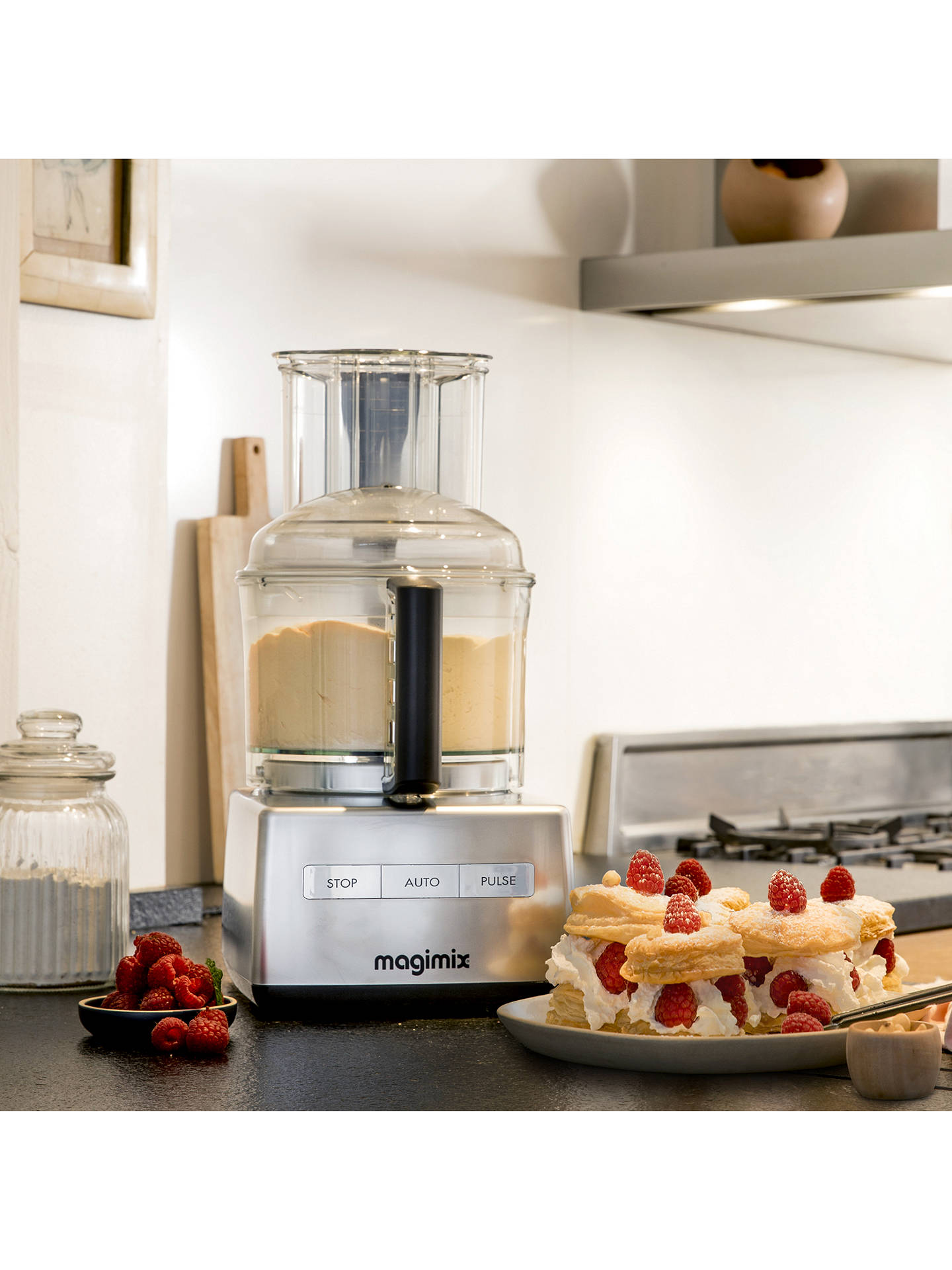 Buy Magimix 4200XL 18471UK BlenderMix Food Processor, Satin Online at johnlewis.com