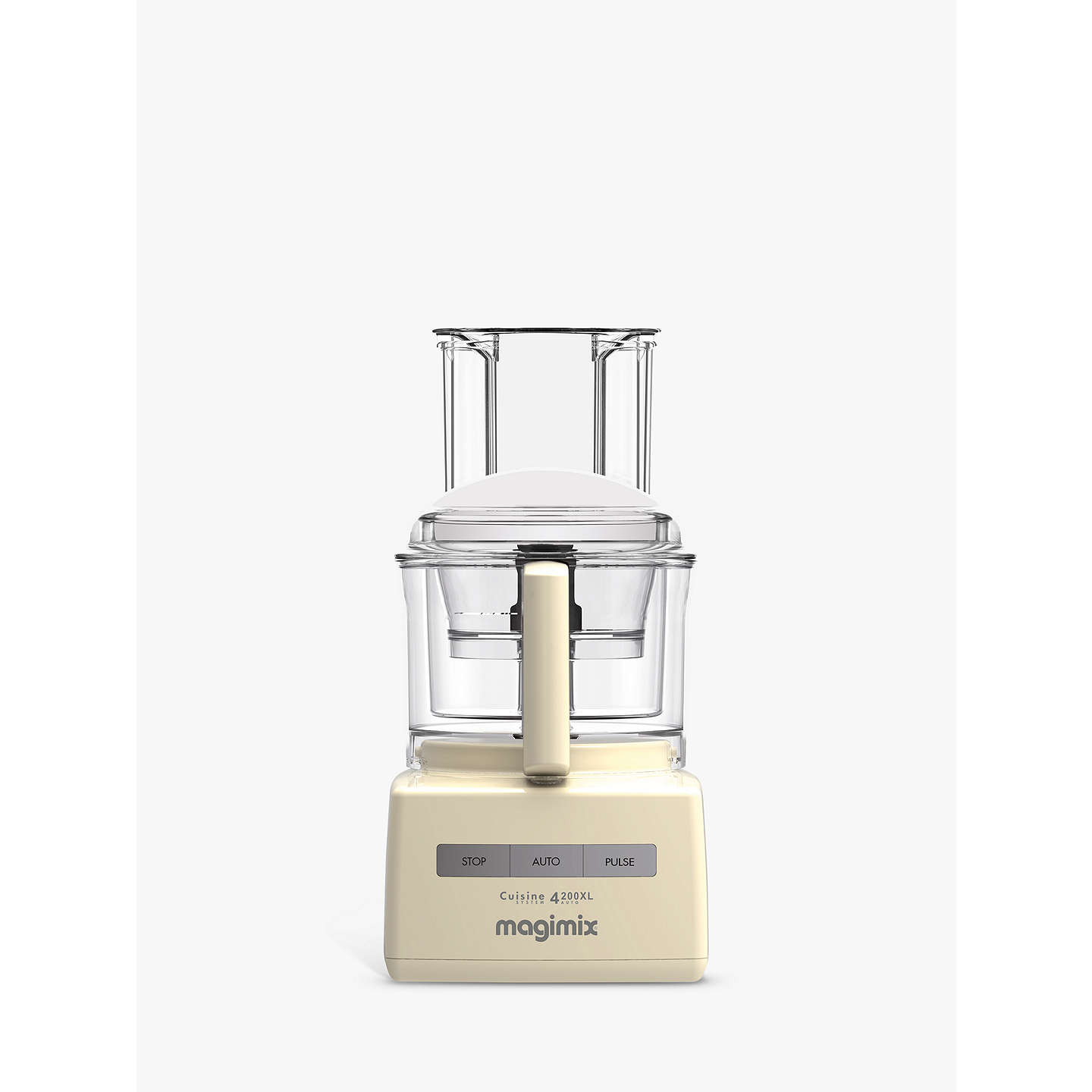 Magimix 4200xl blendermix food processor at john lewis buymagimix 4200xl 18475uk blendermix food processor cream online at johnlewis forumfinder Image collections