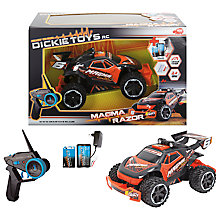 Buy Dickie Toys Magma Razor Remote Control Truck Online at johnlewis.com