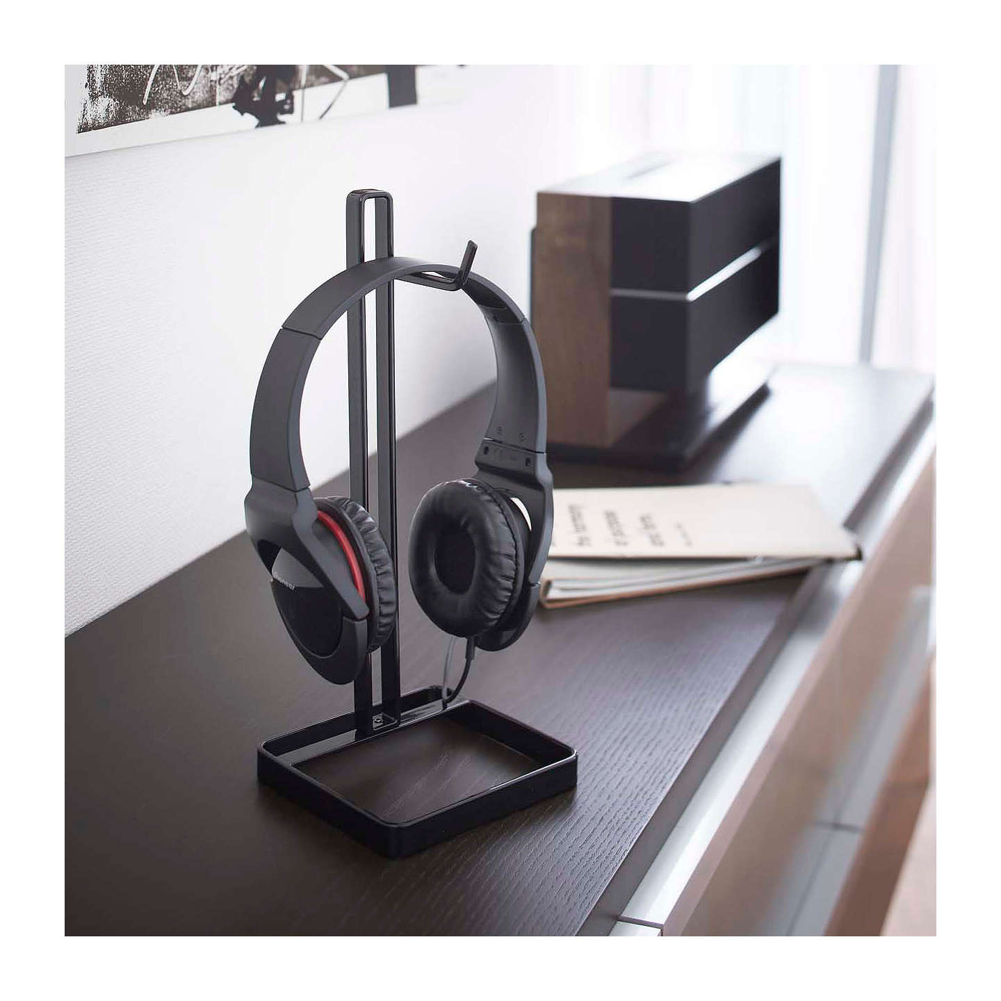 Yamazaki Beauties Headphone Stand At Johnlewis Com