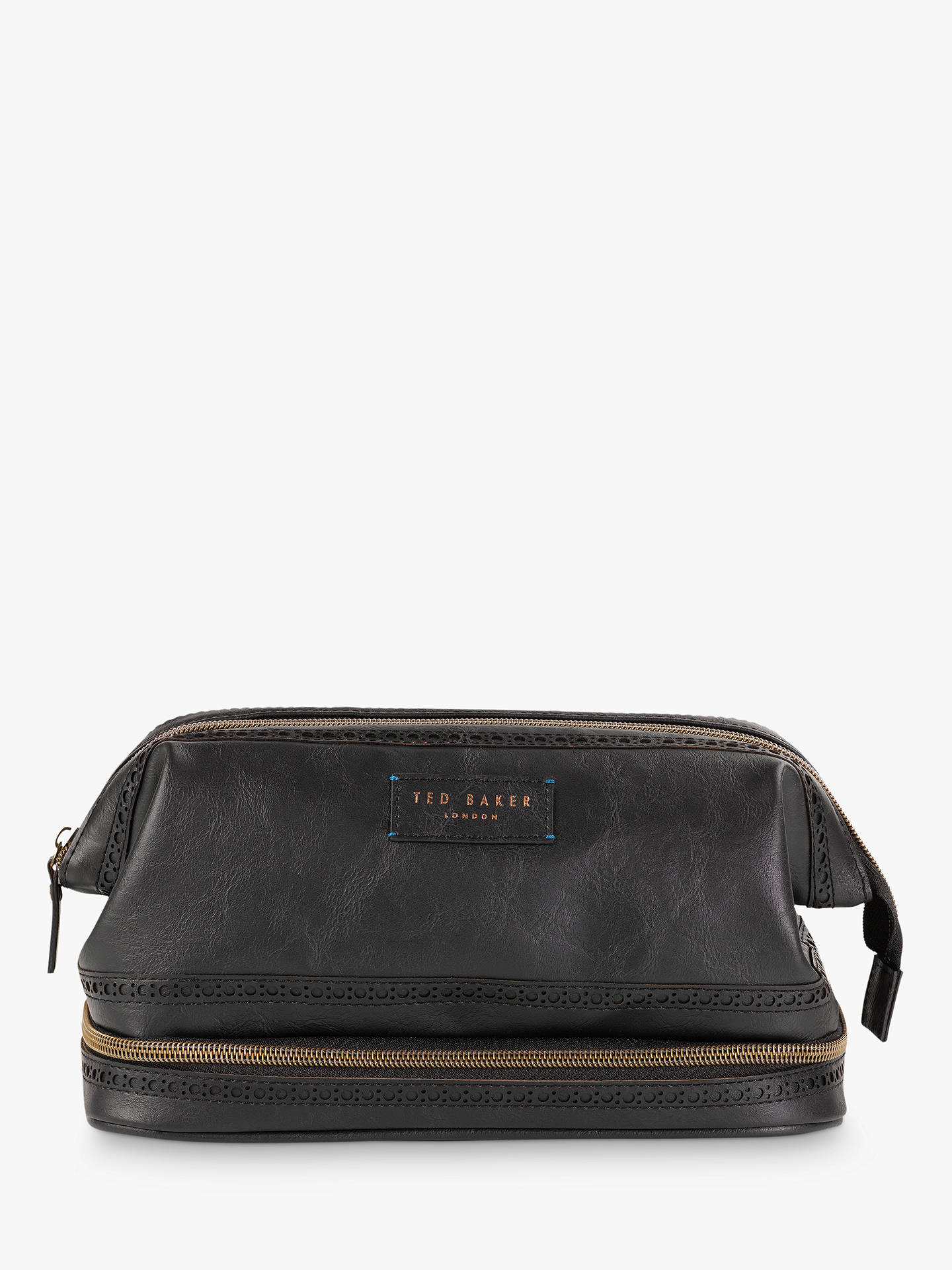 BuyTed Baker Cobbler Wash Bag Online at johnlewis.com