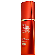 Buy Estée Lauder Nutritious Vitality8 Overnight Detox, 30ml Online at johnlewis.com