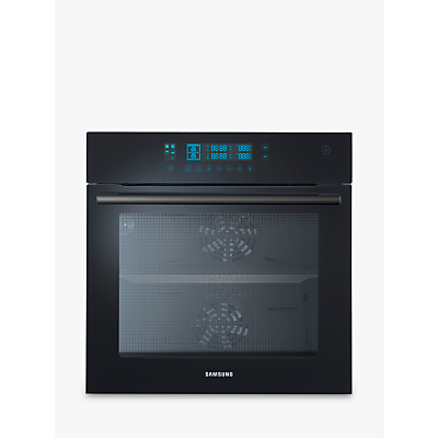 Samsung NV70F5787LB Electric Oven, Black Glass
