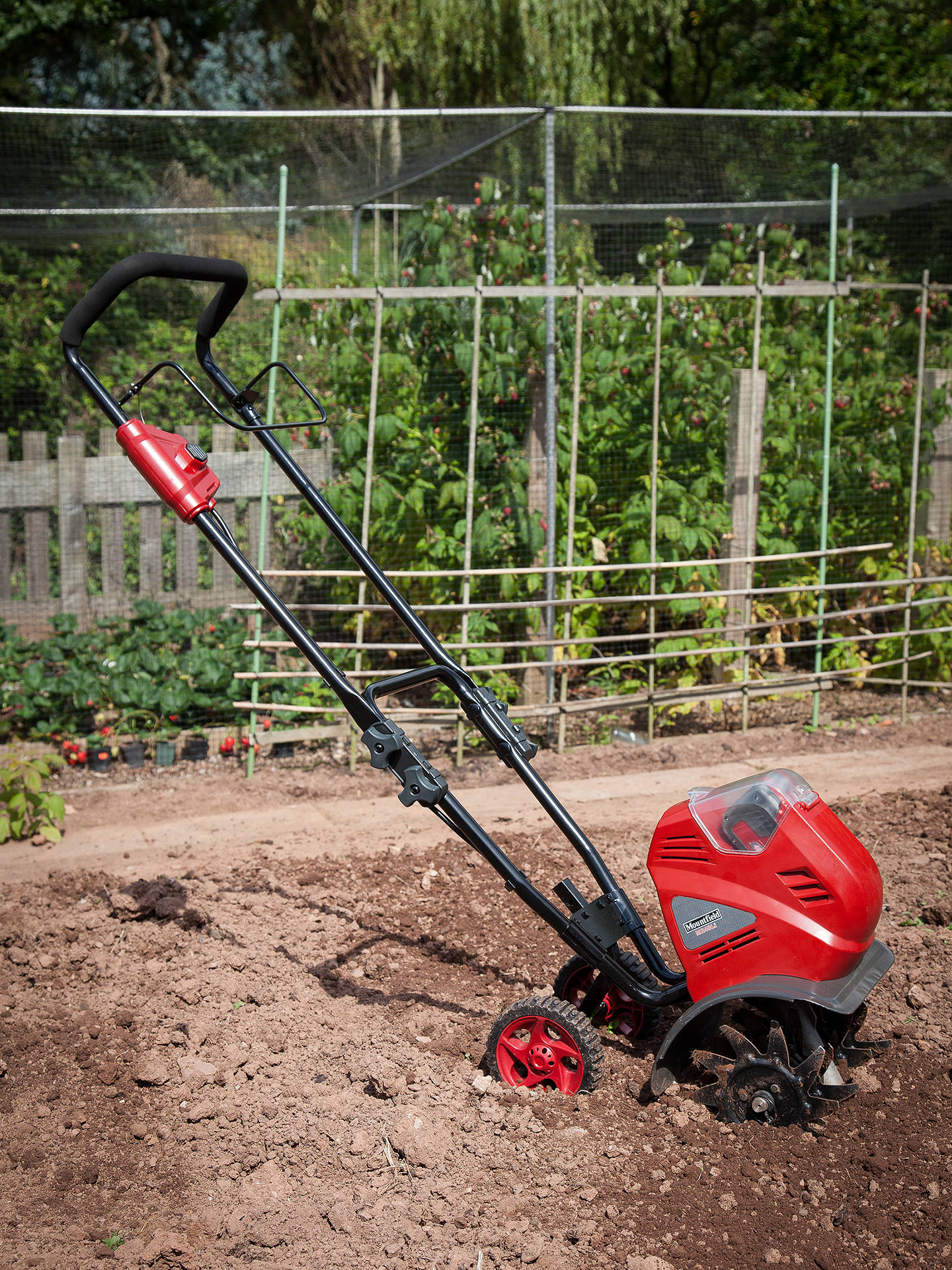 BuyMountfield MR48LI Garden Tiller Online at johnlewis.com