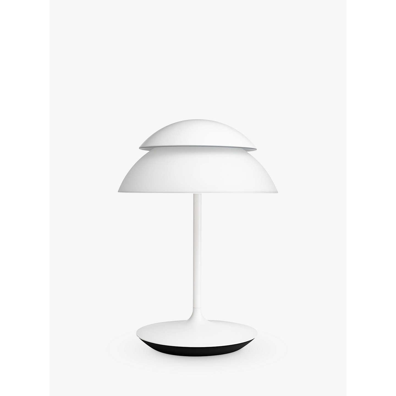 philips hue beyond led table lamp at john lewis. Black Bedroom Furniture Sets. Home Design Ideas