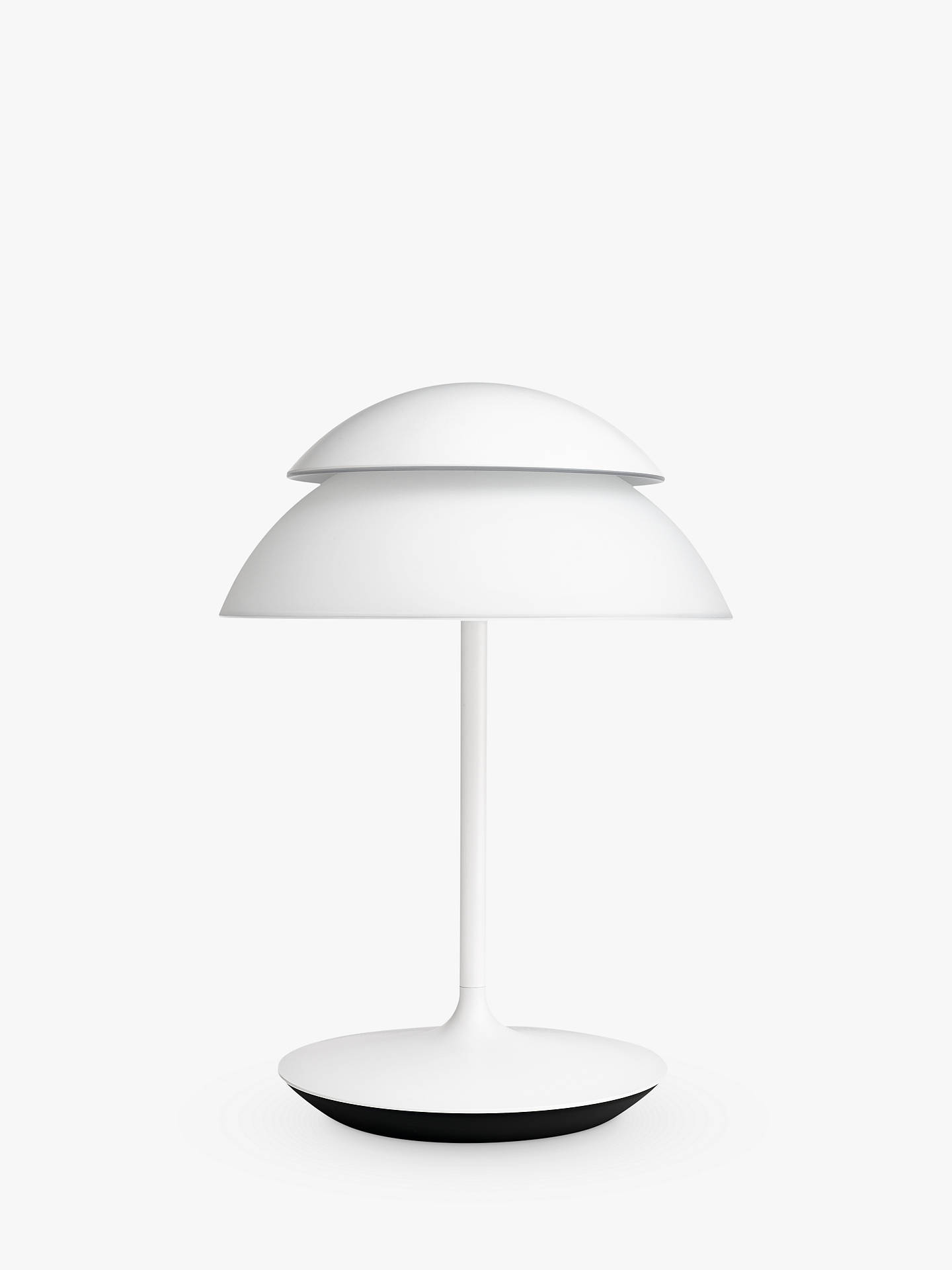 BuyPhilips Hue Beyond LED Table Lamp Online at johnlewis.com