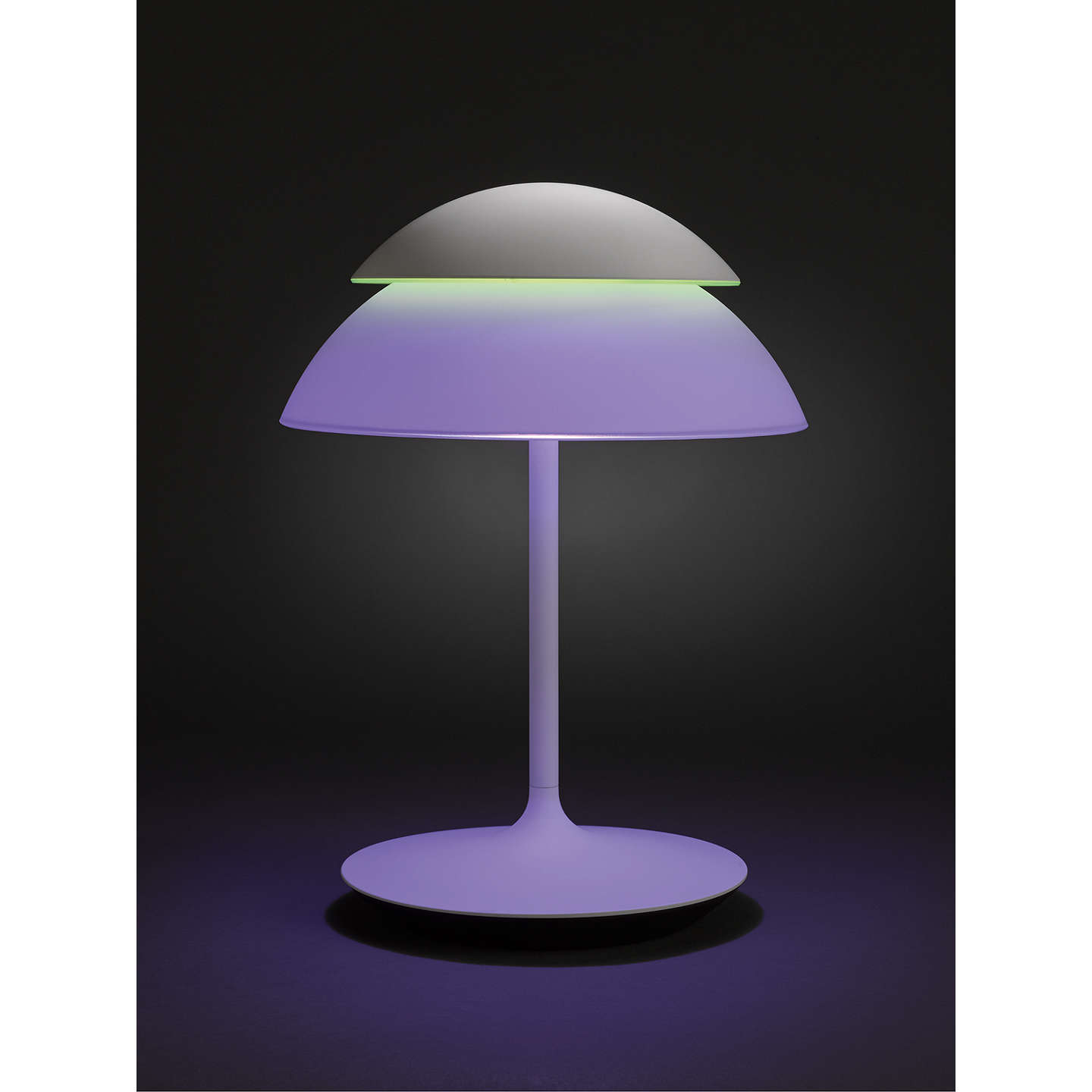 philips hue beyond led table lamp at john lewis. Black Bedroom Furniture Sets. Home Design Ideas