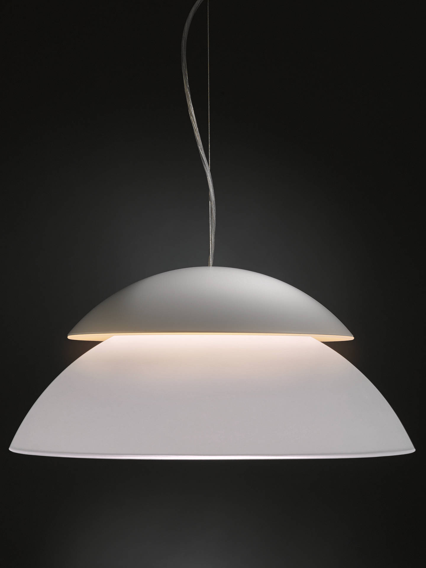 Buy Philips Hue Beyond Pendant Light Online at johnlewis.com