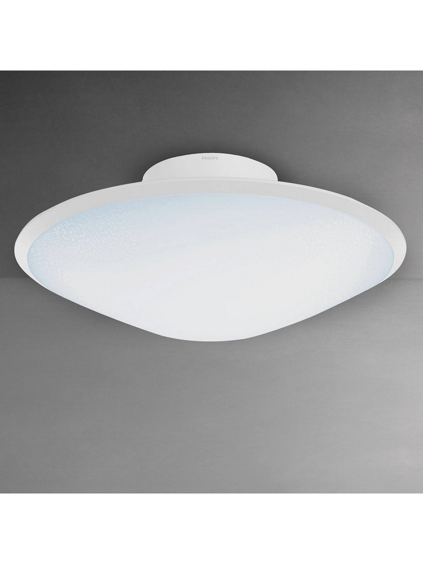 wholesale dealer 0292e e23f6 Philips Hue Phoenix Semi-Flush Ceiling Light