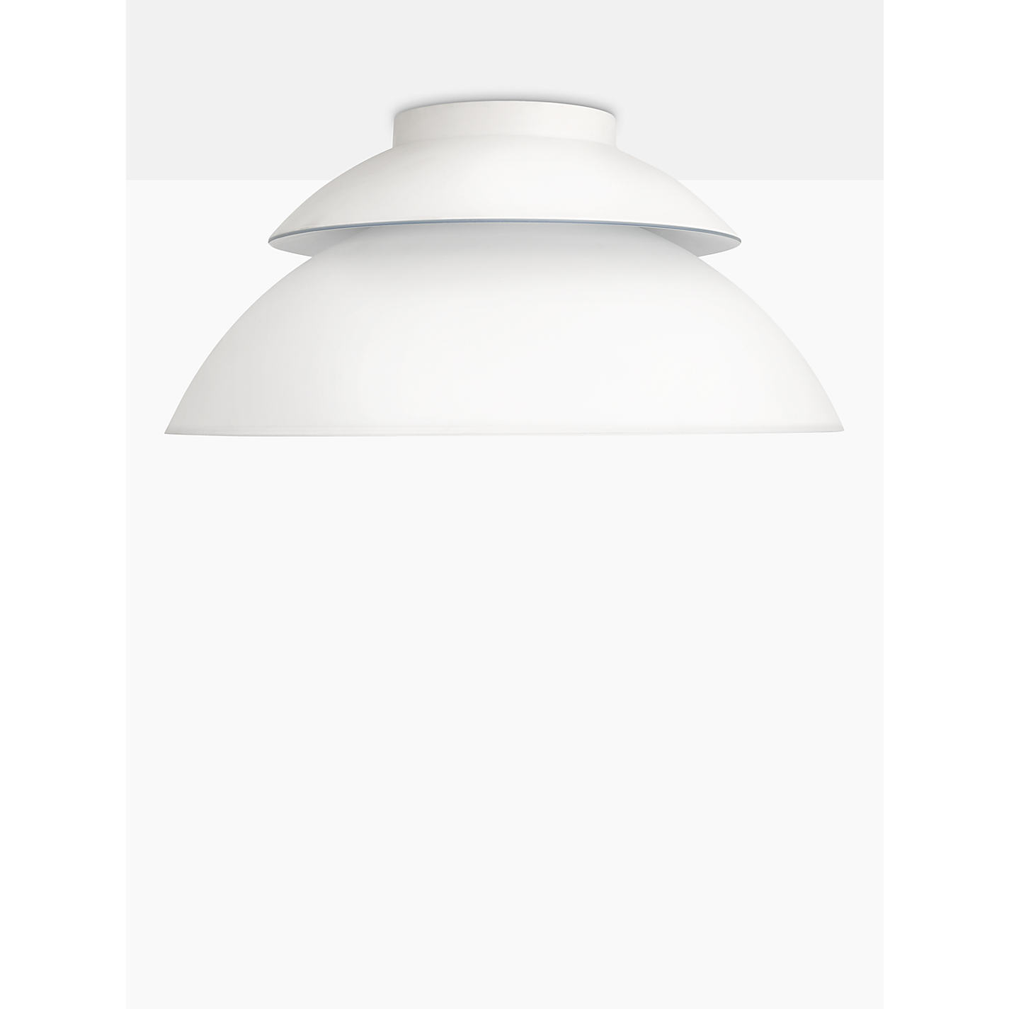 Buy philips hue beyond semi flush led ceiling light john lewis buy philips hue beyond semi flush led ceiling light online at johnlewis aloadofball Images