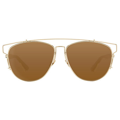 Buy Christian Dior Dior Technologic Pilot Sunglasses Online at johnlewis.com