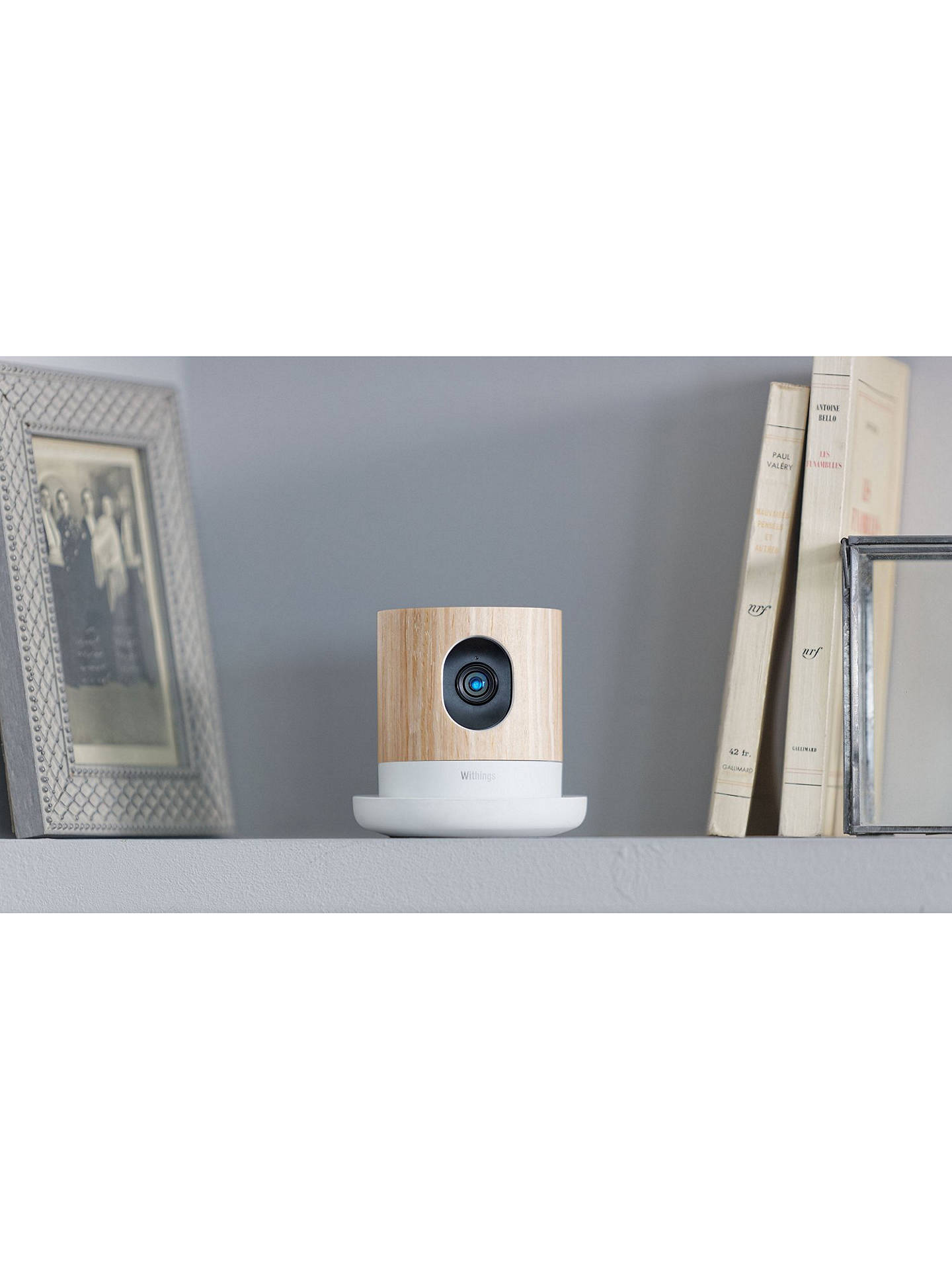 BuyWithings Home HD Camera with Air Quality Sensors Online at johnlewis.com