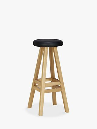 Nazanin Kamali for Case Oki-Nami Bar Stool, Oak