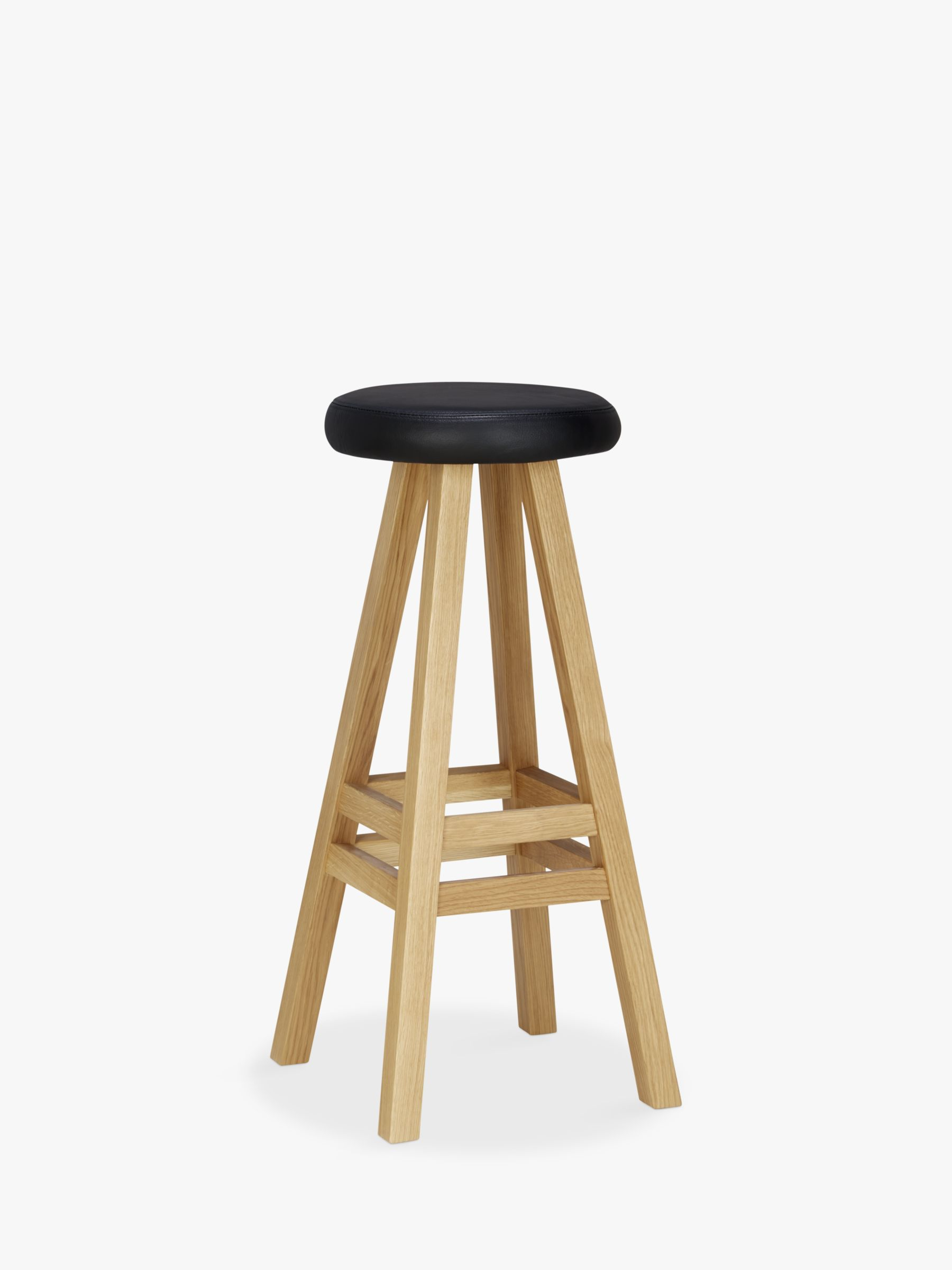 Case Nazanin Kamali for Case Oki-Nami Bar Stool, Oak