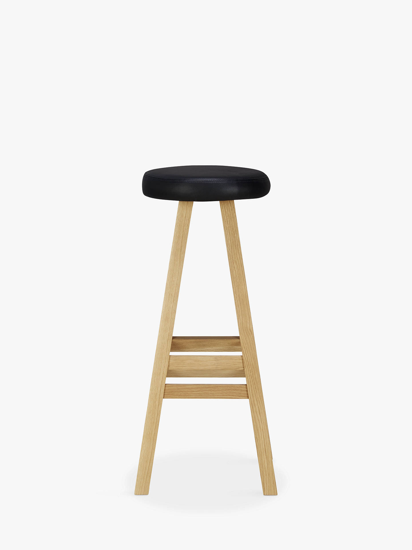 Buy Nazanin Kamali for Case Oki-Nami Bar Stool, Oak Online at johnlewis.com