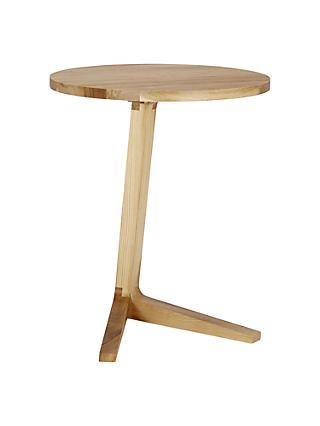 Matthew Hilton for Case Cross Side Table, Oak