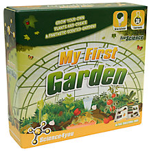 Buy Science4you My First Garden Kit Online at johnlewis.com