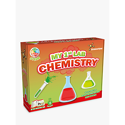 Image of Science4you My 1st Lab Chemistry Kit