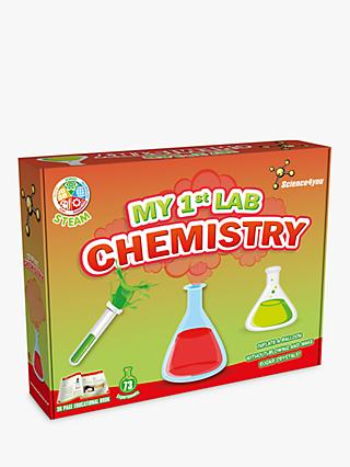 Science4you My 1st Lab Chemistry Kit