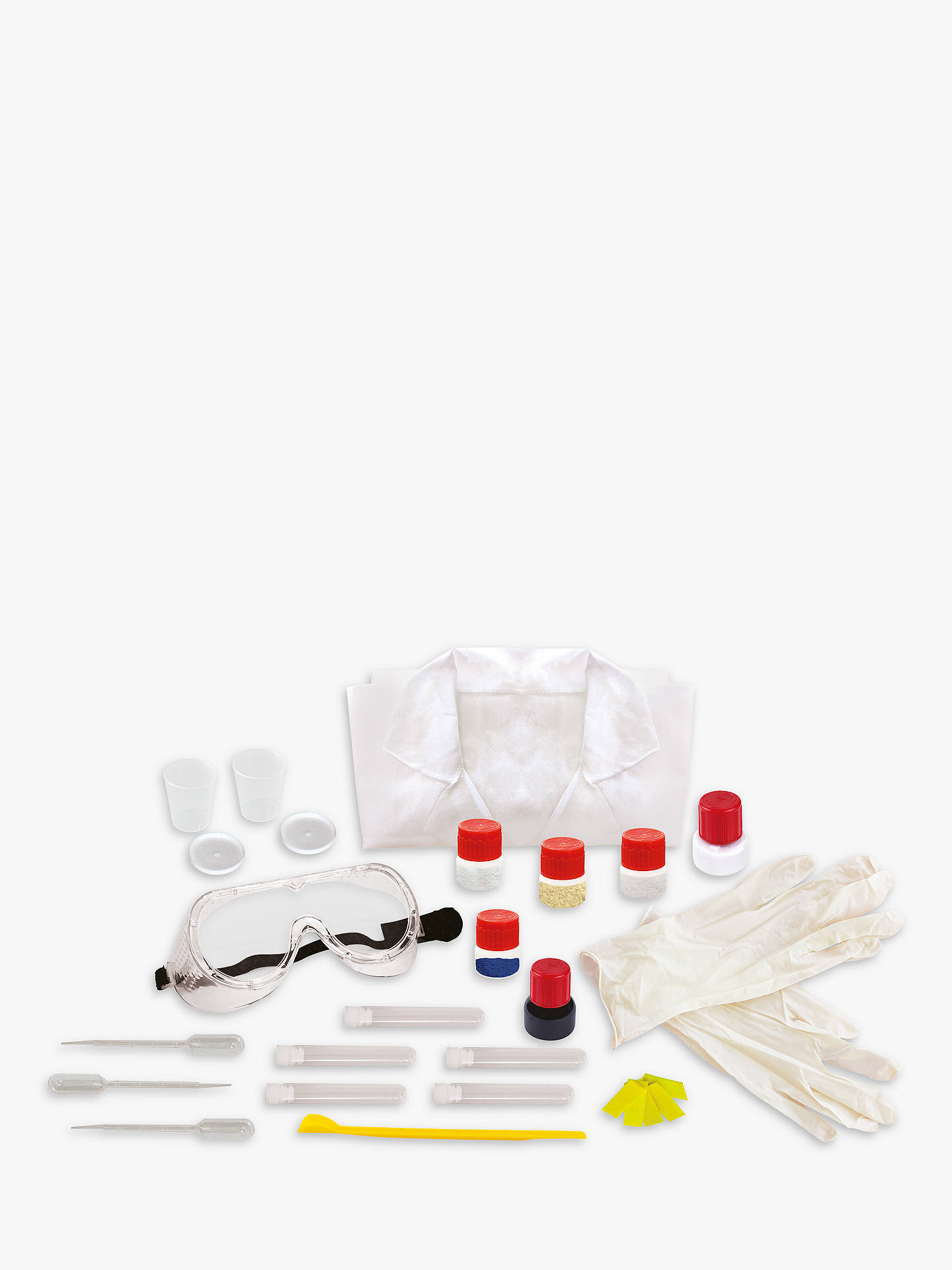 BuyScience4you My 1st Lab Chemistry Kit Online at johnlewis.com