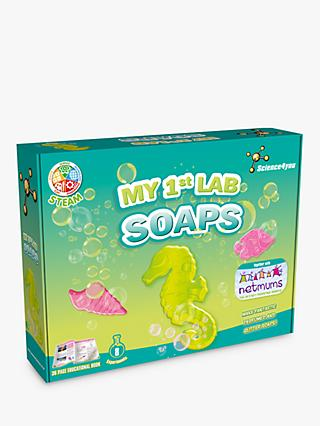 Science4you My 1st Lab Soaps Kit