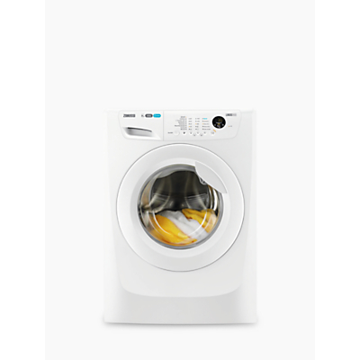 Zanussi ZWF81463W Freestanding Washing Machine, 8kg Load, A+++ Energy Rating, 1400rpm Spin, White Review thumbnail