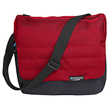 Buy Uppababy Changing Bag, Denny Red Online at johnlewis.com