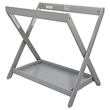 Buy Uppababy Carrycot Stand, Grey Online at johnlewis.com