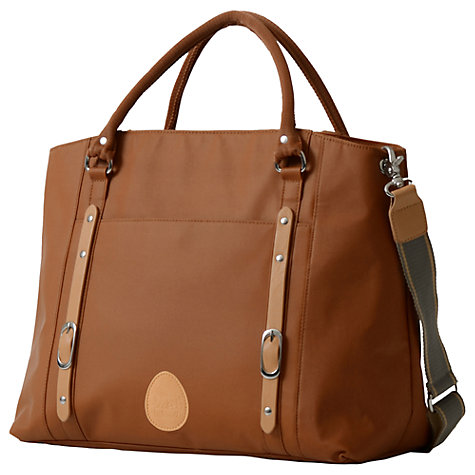 Buy PacaPod Mirano Baby Changing Bag, Tan Online at johnlewis.com