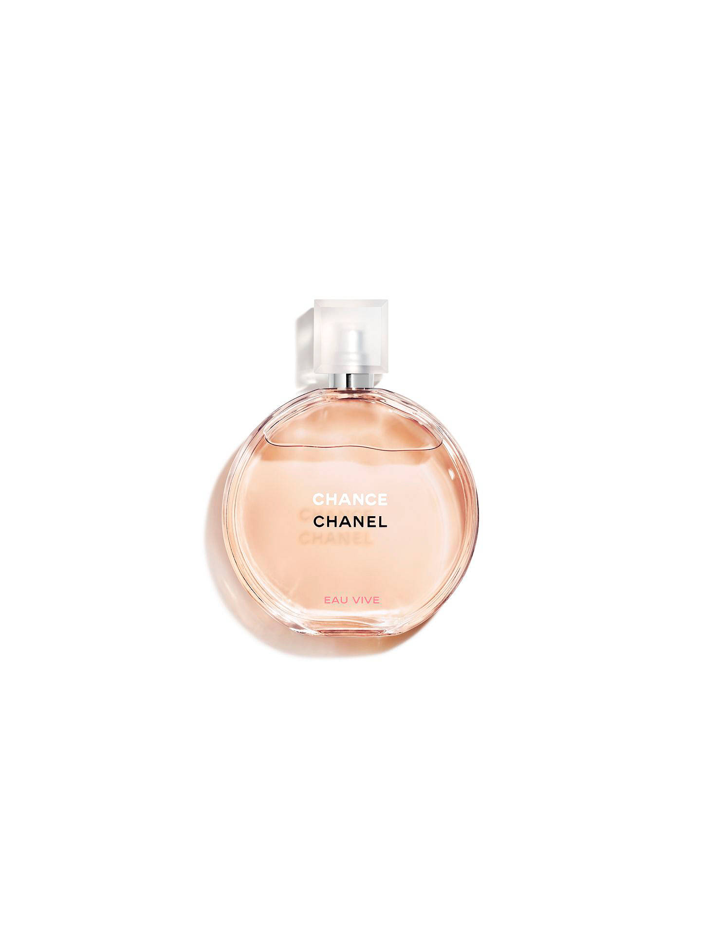 BuyCHANEL CHANCE EAU VIVE Eau de Toilette 50ml Online at johnlewis.com