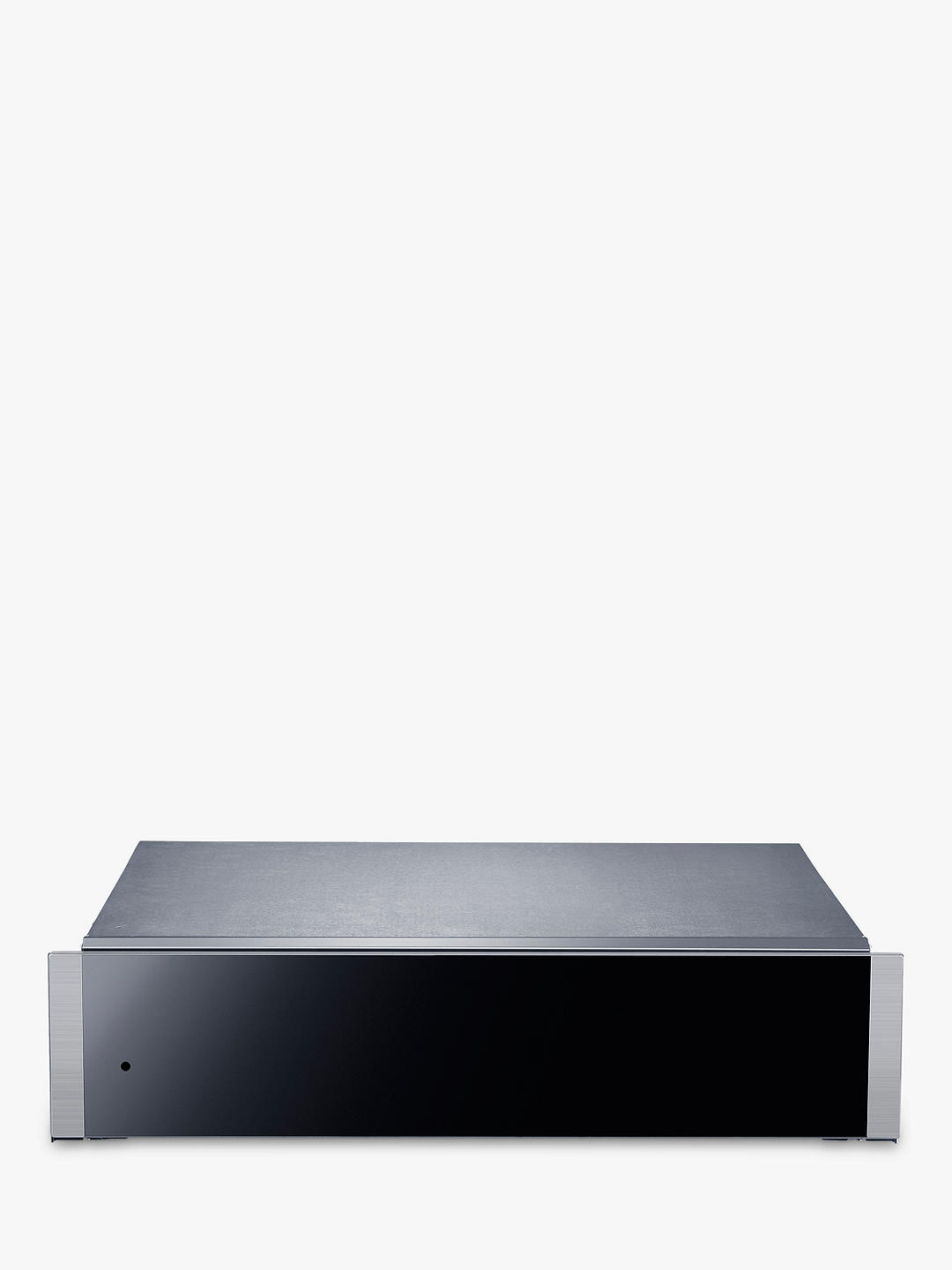 Buy Samsung NL20J7100WB Chef Collection Warming Drawer, Black Glass Online at johnlewis.com