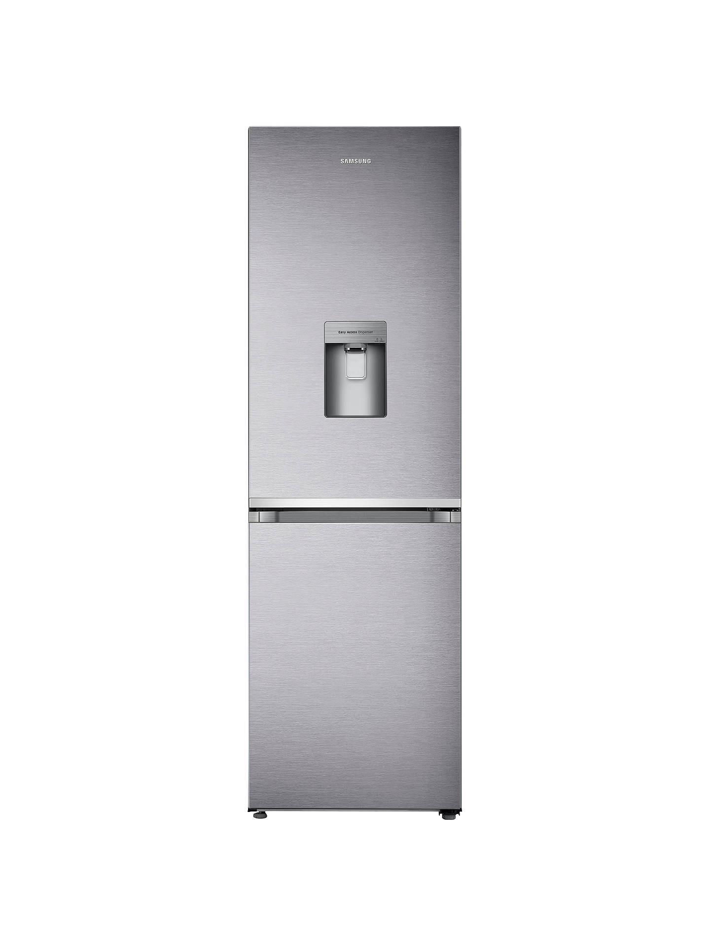 Buy Samsung RB38J7535SR Freestanding Fridge Freezer, A++ Energy Rating, 60cm Wide, Stainless Steel Online at johnlewis.com
