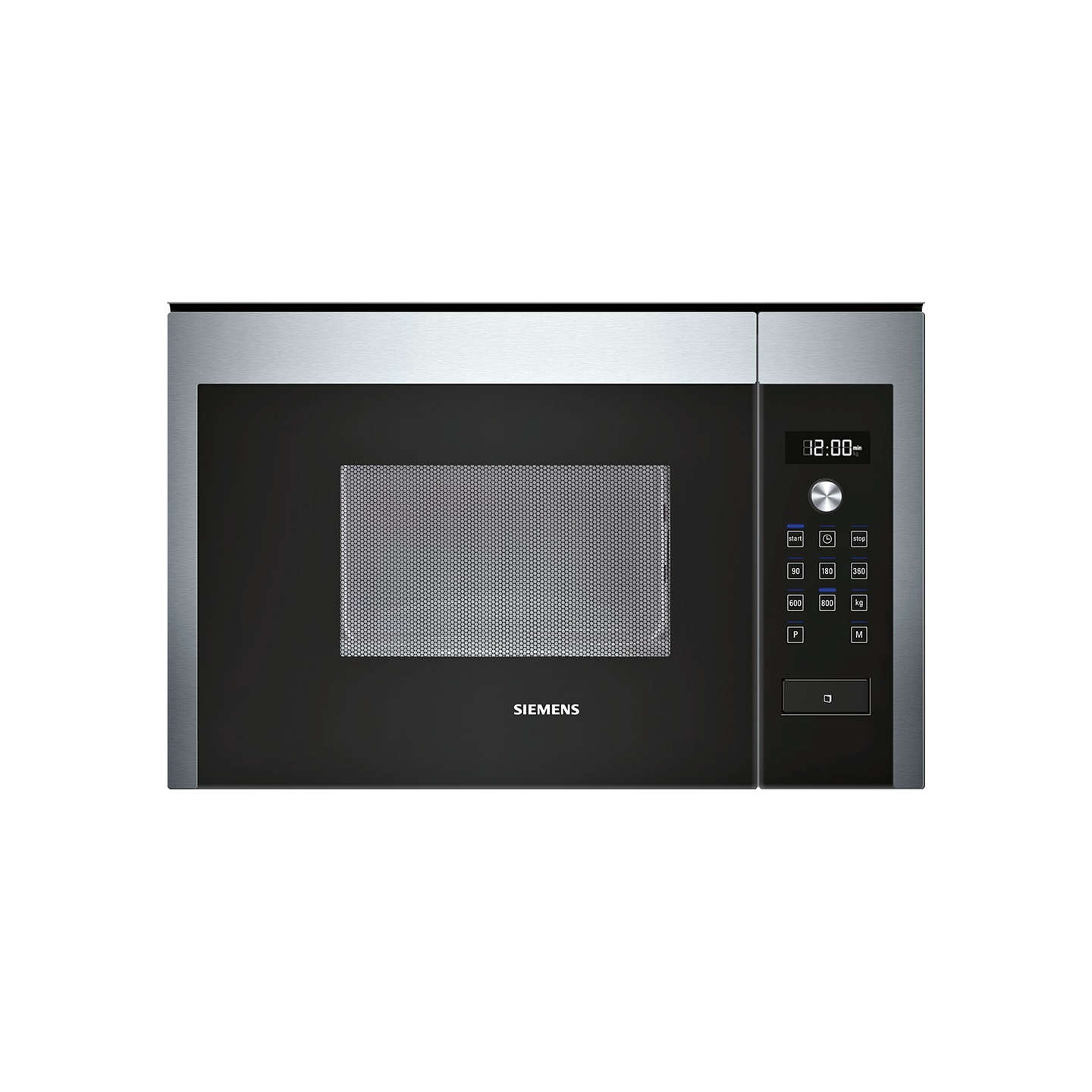 Siemens Hf15m564b Compact Microwave Oven Stainless Steel Online At Johnlewis