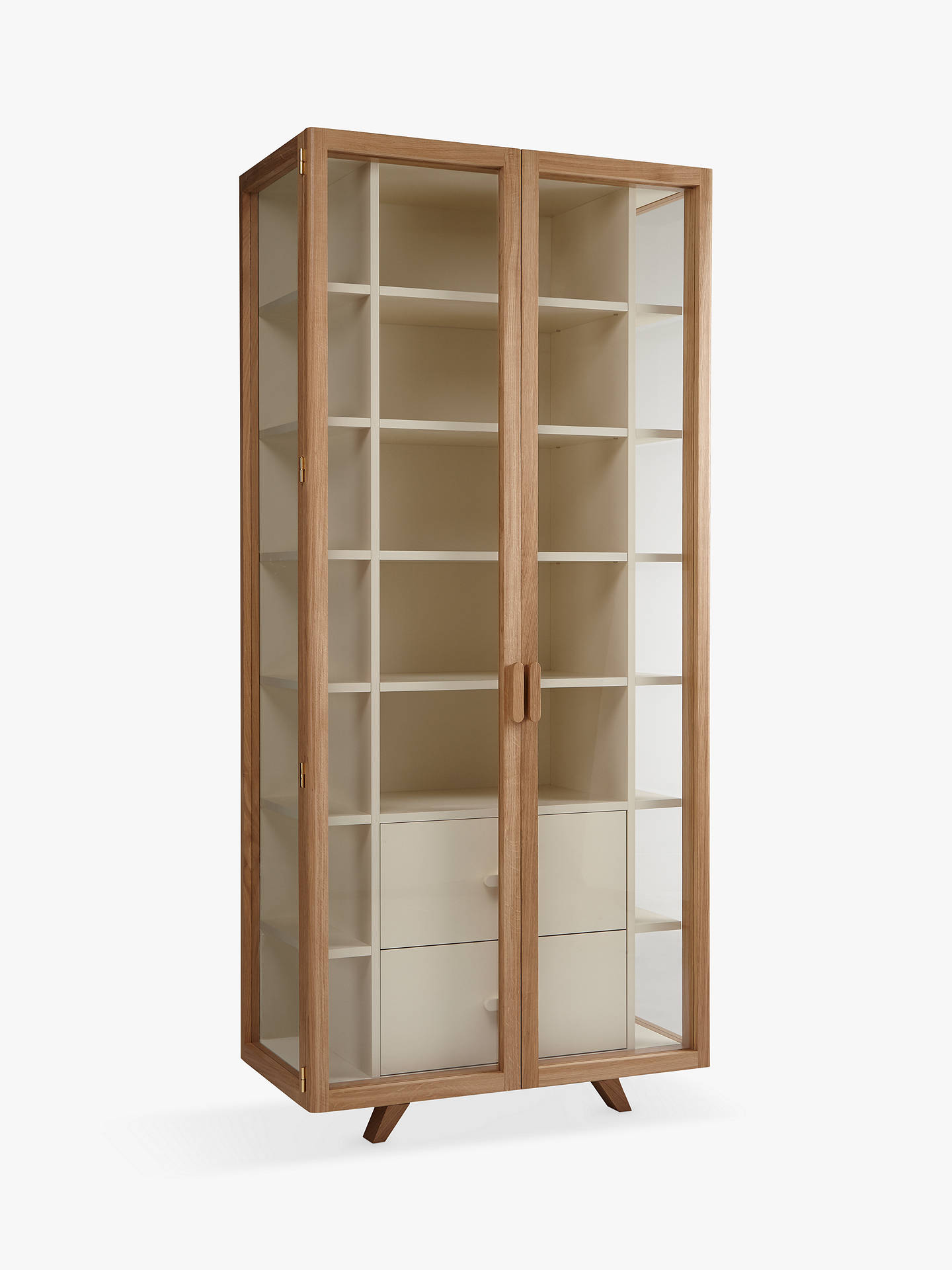 Buy Case Vitrina Tall Cabinet Online at johnlewis.com