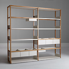 Buy Case Lap Shelving Unit Furniture Range Online at johnlewis.com
