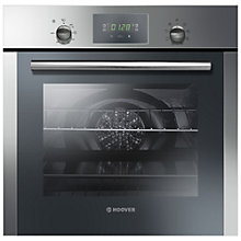 Buy Hoover HOC709/6X Built-in Single Easy Clean Oven, Stainless Steel Online at johnlewis.com