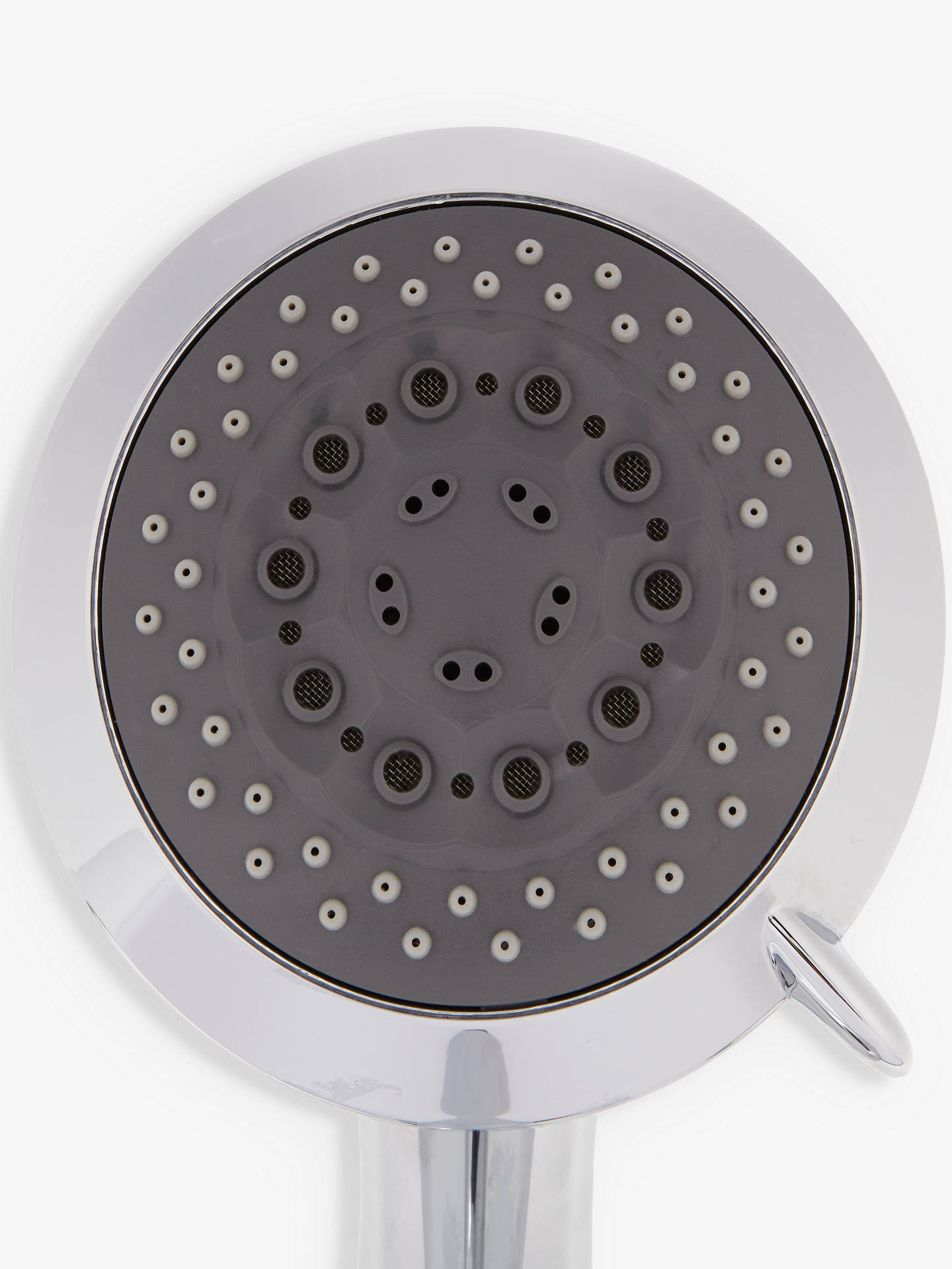 Buy John Lewis & Partners Easy Clean Shower Head, 4 Function with Massage Setting Online at johnlewis.com