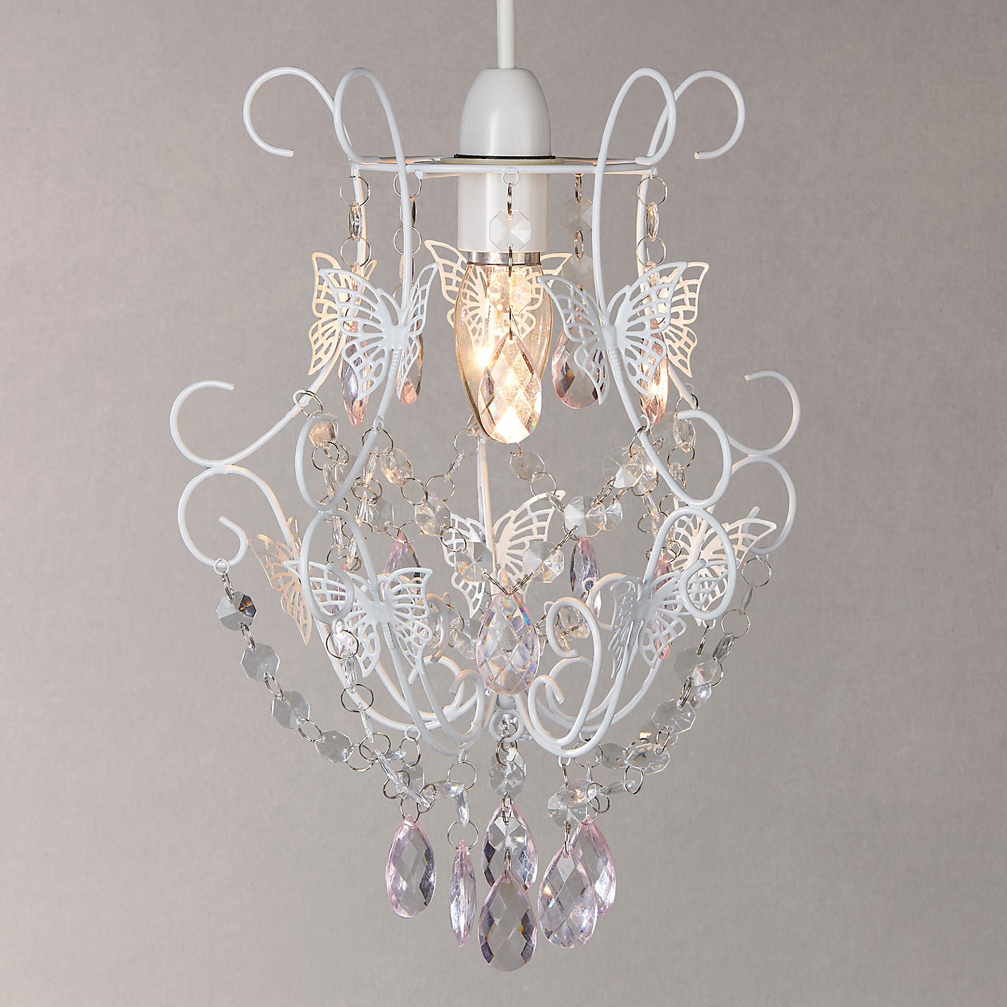 Buy little home at john lewis little fairy chandelier lampshade buy little home at john lewis little fairy chandelier lampshade online at johnlewis mozeypictures Gallery