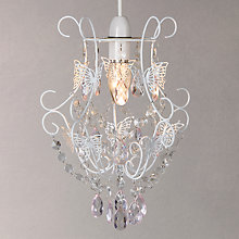 Buy little home at John Lewis Little Fairy Chandelier Lampshade Online at johnlewis.com