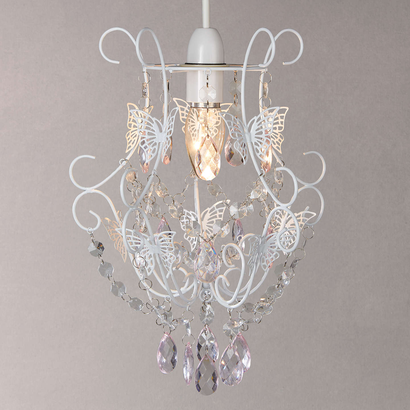 Little home at john lewis little fairy chandelier lampshade at john buylittle home at john lewis little fairy chandelier lampshade online at johnlewis aloadofball Image collections