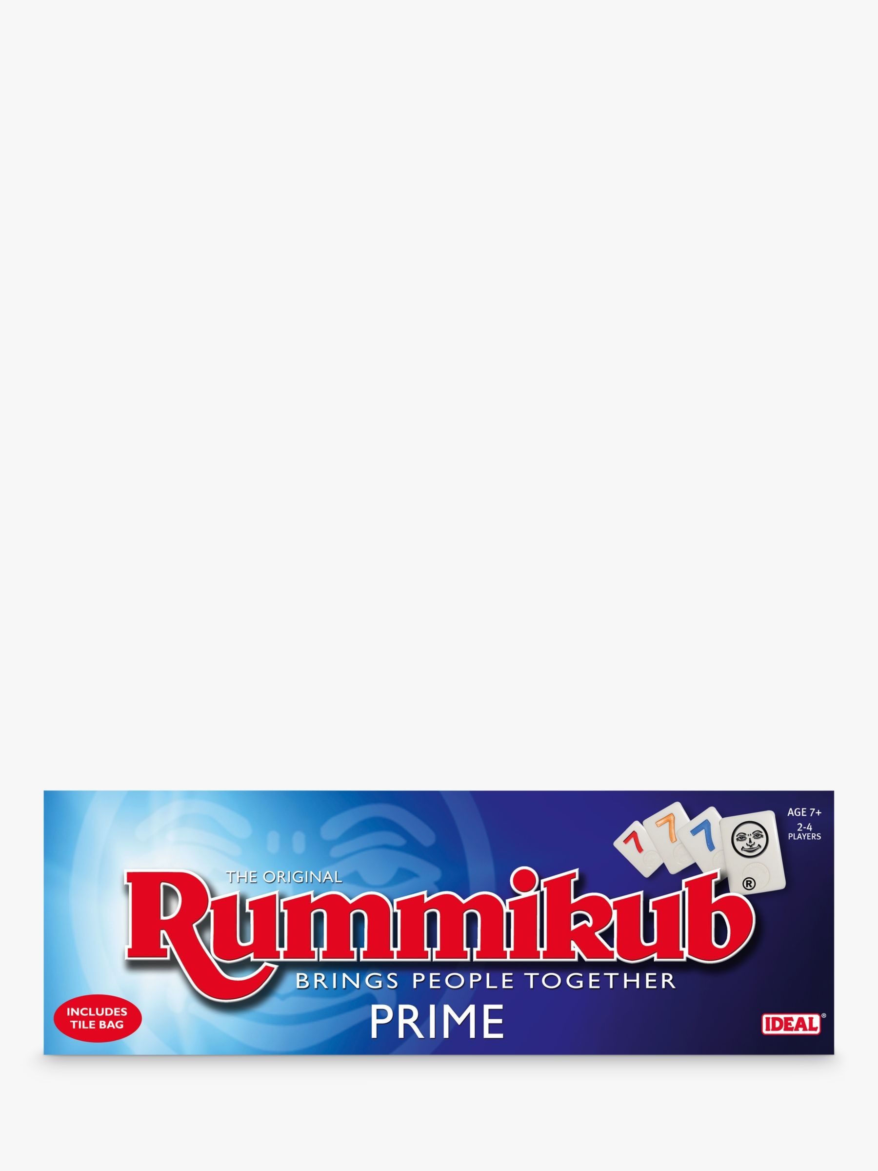 Ideal Games Rummikub Prime Game