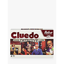 Buy Hasbro Retro Cluedo Online at johnlewis.com