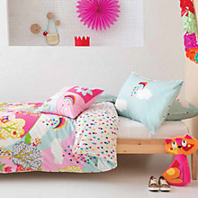 Buy Kas Fiesta Friends Duvet Set, Single Online at johnlewis.com