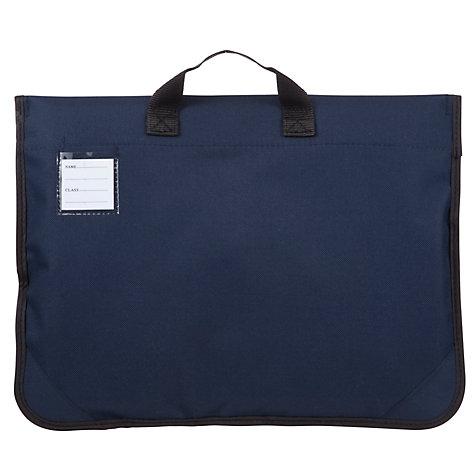 Buy Sherrardswood School Unisex Book Bag, Navy Blue | John Lewis