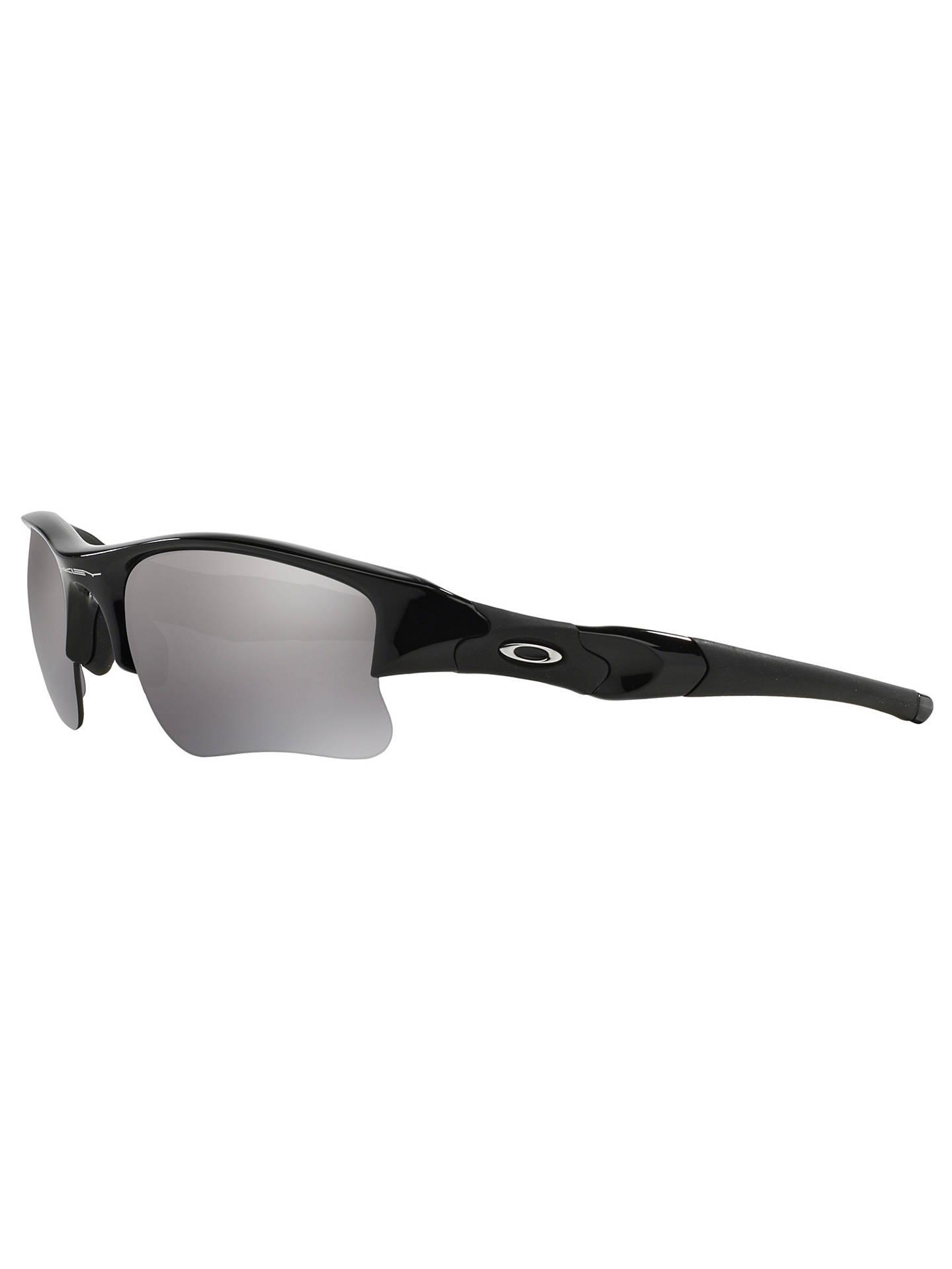 6ea505b43115f Oakley OO9009 Flak Jacket XLJ Sunglasses at John Lewis   Partners